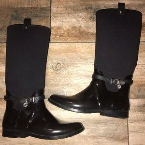 Michael Kors - Charm Stretch Rubber/Neoprene Boots
